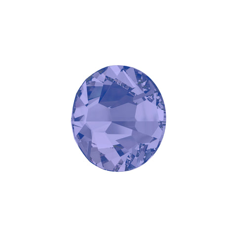 Swarovski Crystals - Tanzanite (140 pieces)