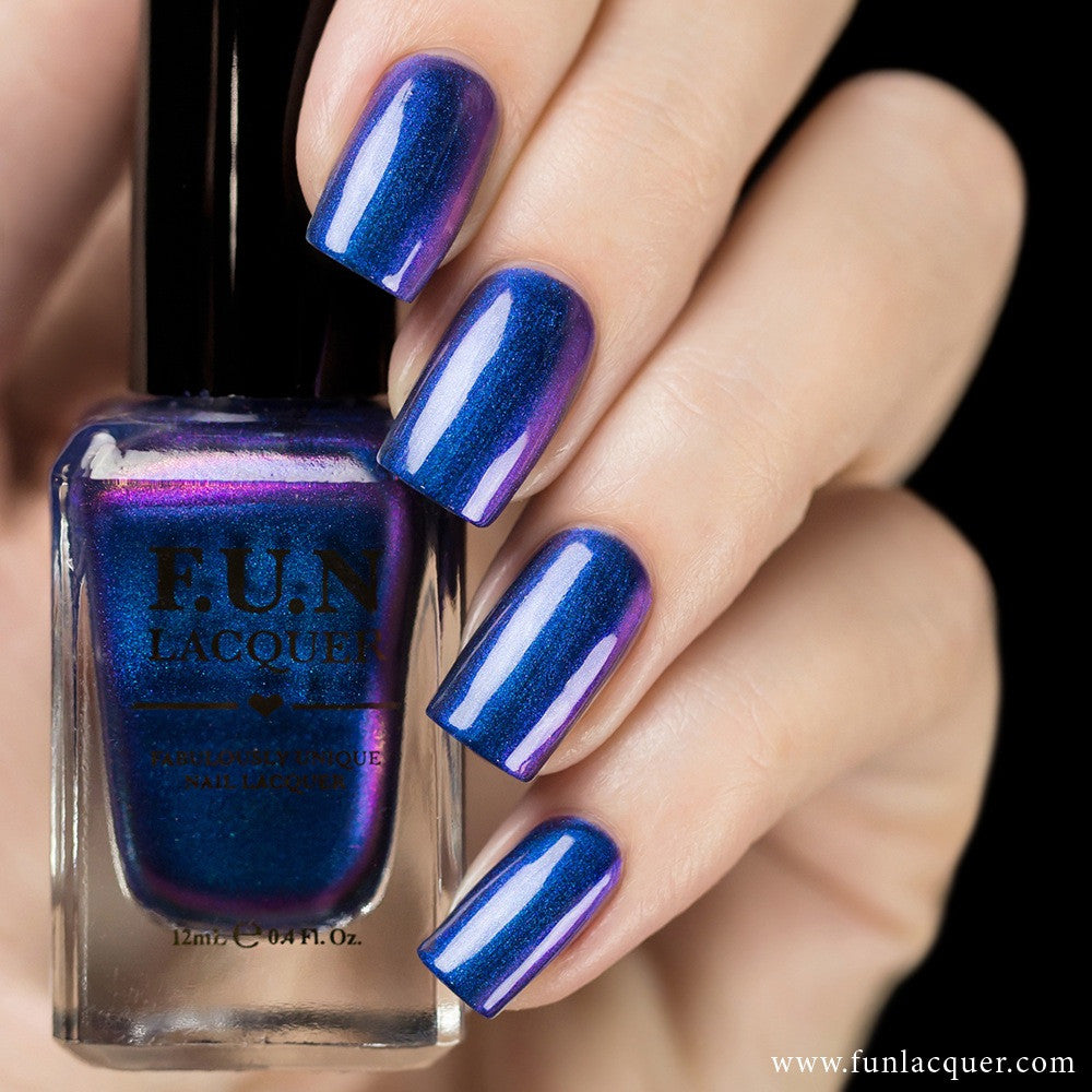 F.U.N Lacquer - Frost | Whats Up Nails