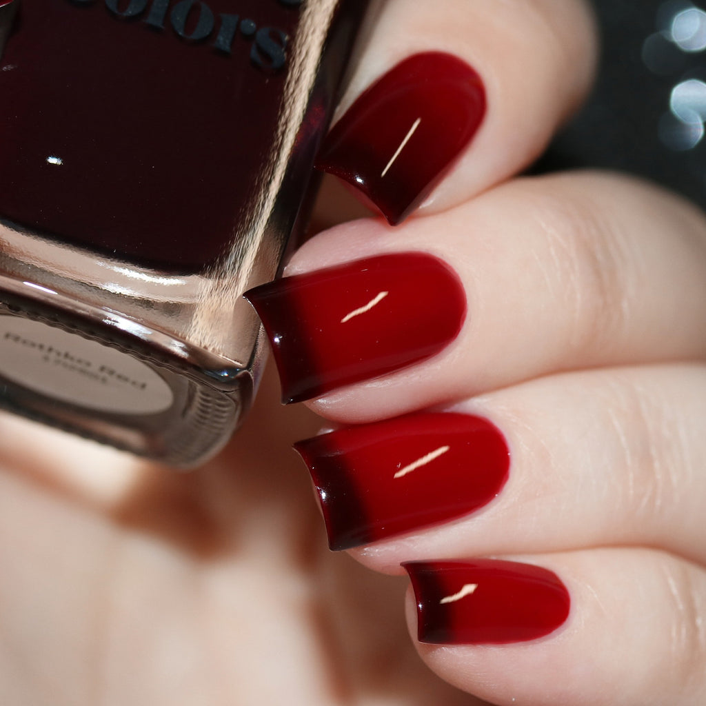 Cirque Colors - Rothko Red (Thermal) | Whats Up Nails