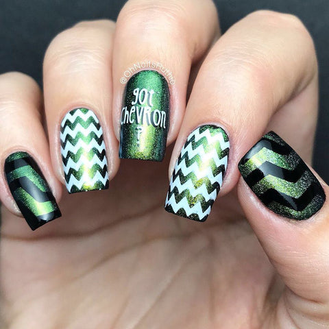 UberChic Beauty - Got Chevron 01