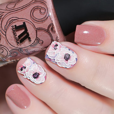 Fashion Nails - 3D 15 Water Decals