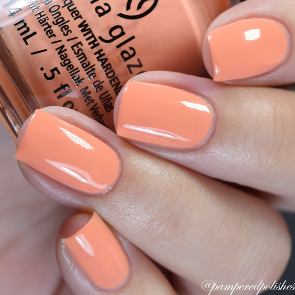 China Glaze - Pilates Please