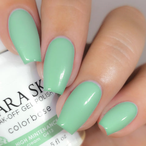 Kiara Sky - G413 High Mintenance Gel Polish