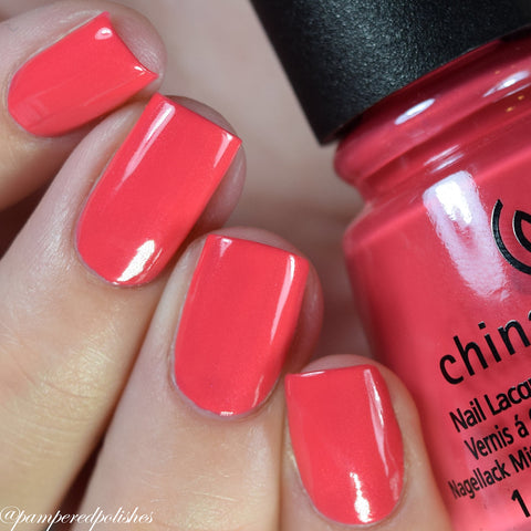 China Glaze - Body Suit Yourself!