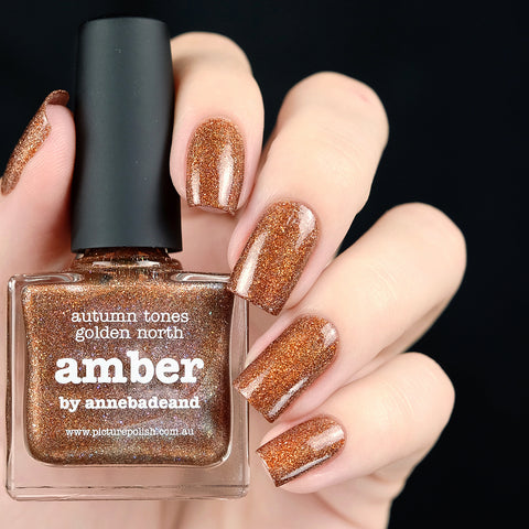 Picture Polish - Amber