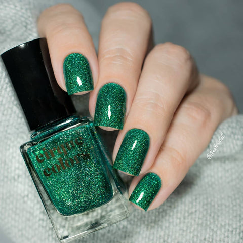 Cirque Colors - Emerald