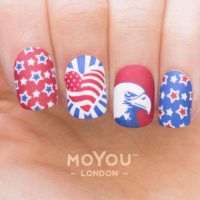 MoYou-London - Festive 28 Stamping Plate