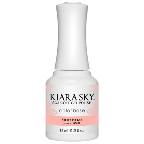 Kiara Sky - G5009 Pretty Please Gel Polish
