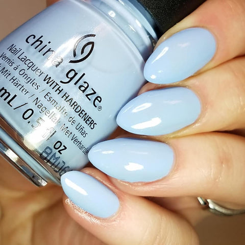 China Glaze - Hydrangea Dangea