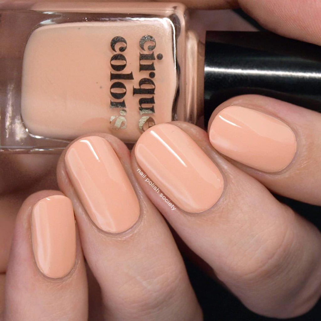 Cirque Colors - Met Steps   Whats Up Nails