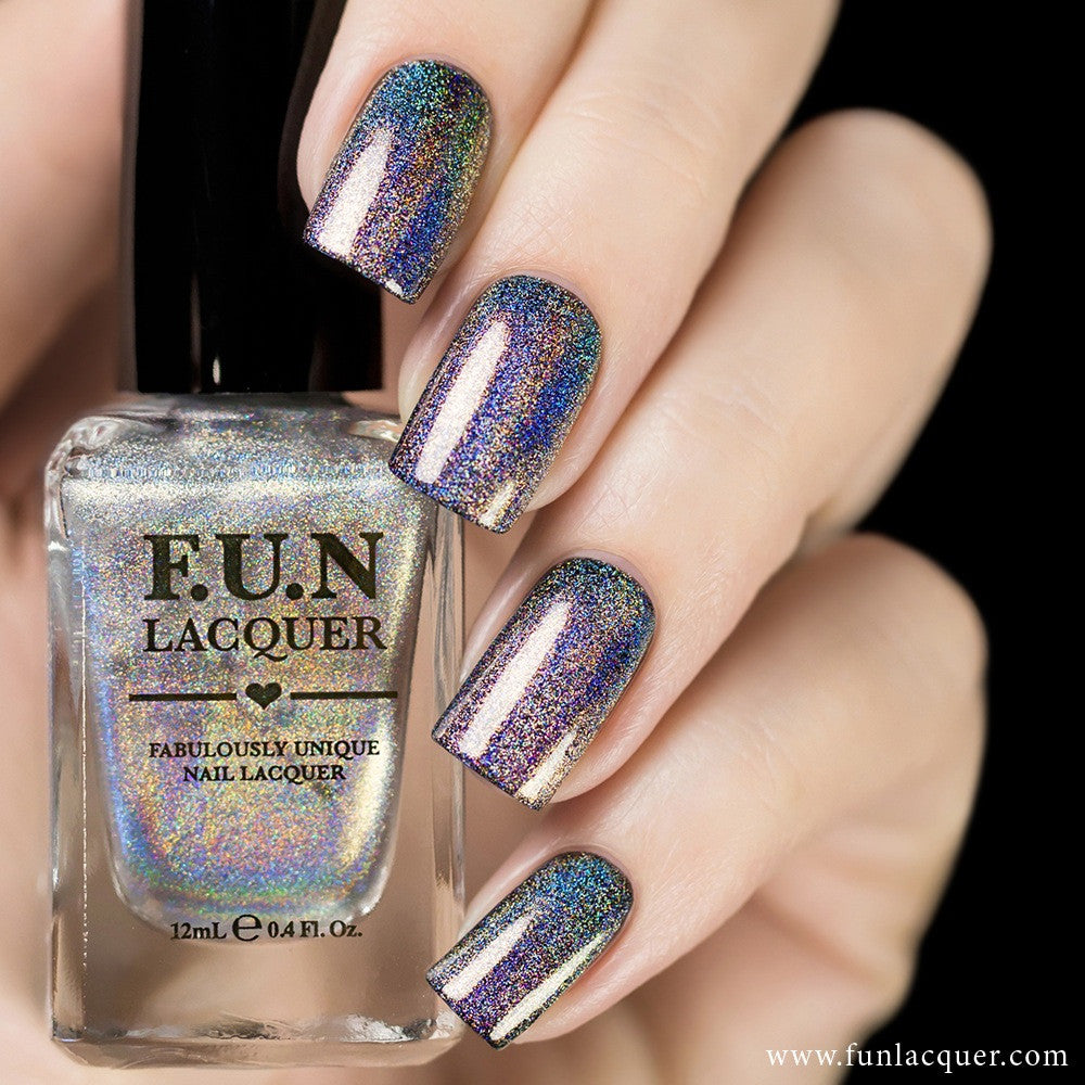 F.U.N Lacquer - Diamond | Whats Up Nails