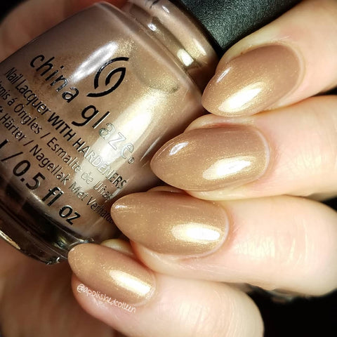 China Glaze - Tan-do Attitude