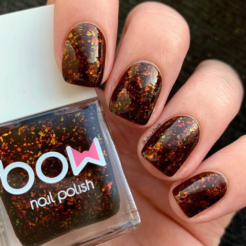 Bow Nail Polish - Lifeline