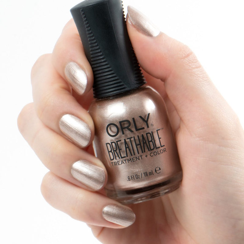 Orly Breathable - Rearview Nail Polish
