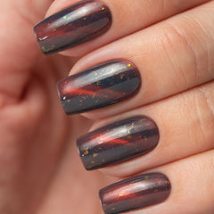 Bow Nail Polish - Slowburn (Magnetic)