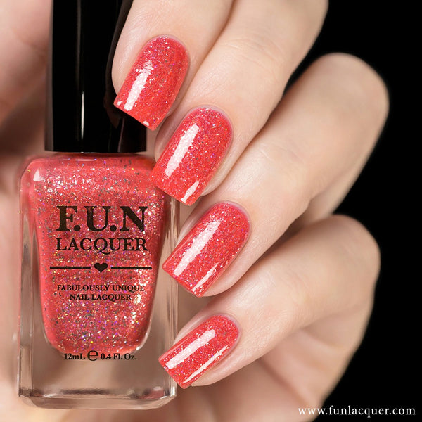 F.U.N Lacquer - A Garden of Peonies