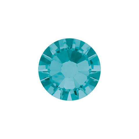 Swarovski Crystals - Blue Zircon (140 pieces)
