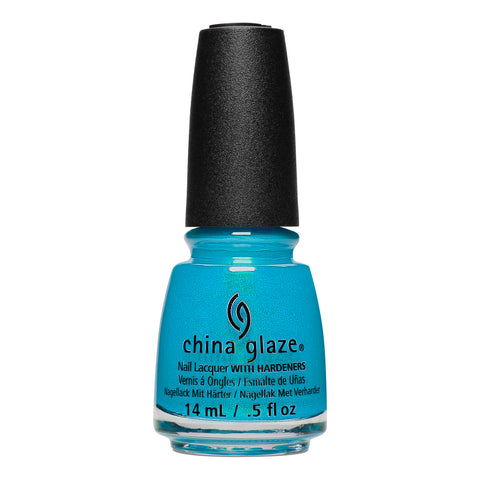 China Glaze - Mer-Made For Bluer Waters