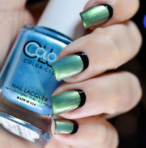 Color Club Nail Polish Ingredients - Creative Touch