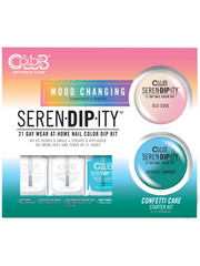 Color Club - Serendipity Mood Dip Starter Kit - Confetti Cake