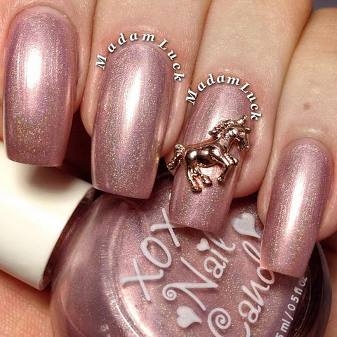 Daily Charme - Unicorn / Rose Gold