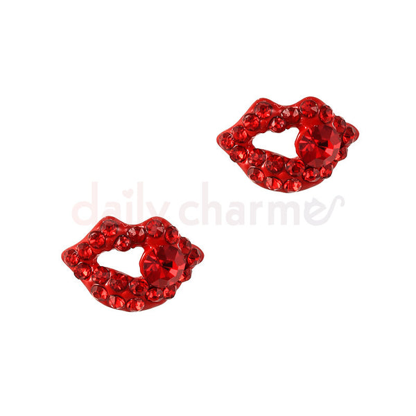 Daily Charme - Diamond Lips / Red
