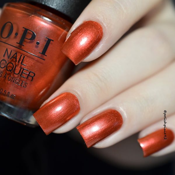 OPI - Now Museum, Now You Don't