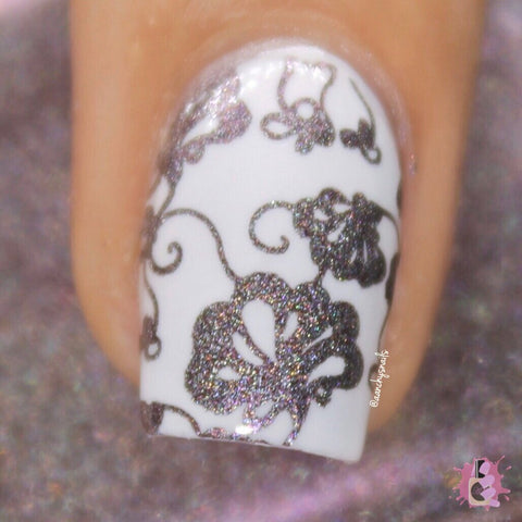 Lina Nail Art Supplies - Deliciously Different Stamping Polish