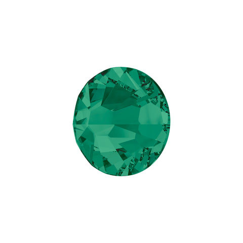 Swarovski Crystals - Emerald (140 pieces)