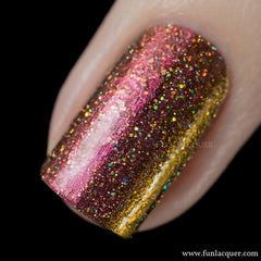 F.U.N Lacquer - Unconditional Love Holo