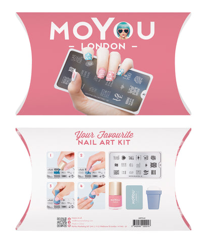 MoYou-London - Festive 40 Stamping Kit