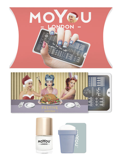 MoYou-London - Festive 30 Stamping Kit