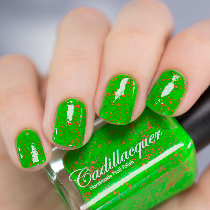 Cadillacquer - Be Strong Nail Polish