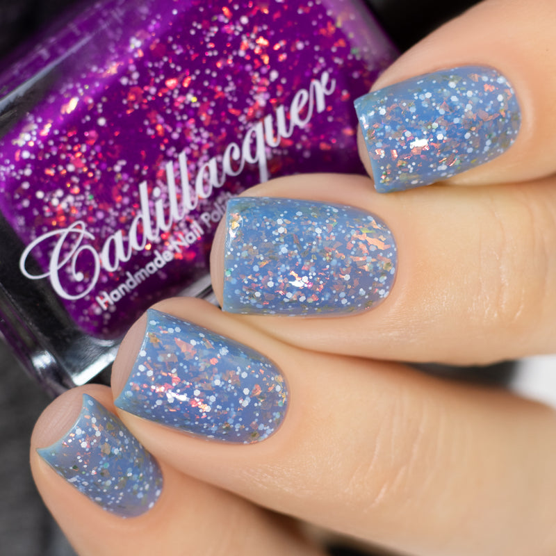 Cadillacquer - You Were Like Coming Up For Fresh Air Nail Polish Nail Polish (Thermal)