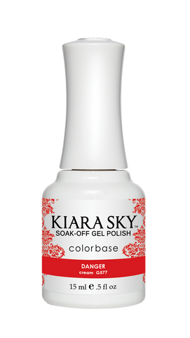 Kiara Sky - G577 Danger Gel Polish