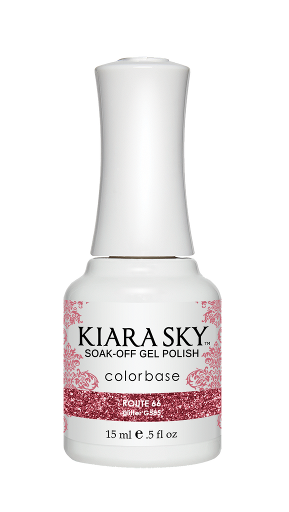 Kiara Sky - G585 Route 66 Gel Polish