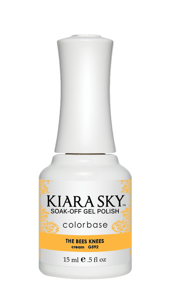 Kiara Sky - G592 The Bees Knees Gel Polish