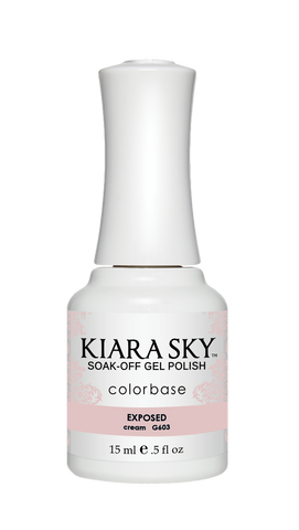 Kiara Sky - G603 Exposed Gel Polish