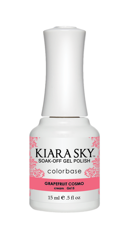 Kiara Sky - G615 Grapefruit Cosmo Gel Polish