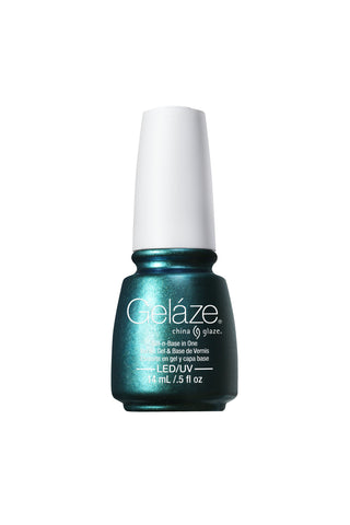 China Glaze Gelaze - Deviantly Daring Gel Polish