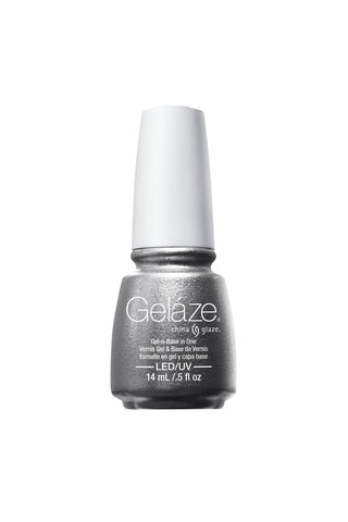 China Glaze Gelaze - Gossip Over Gimlets Gel Polish