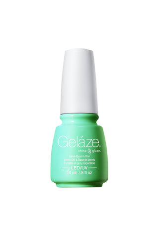 China Glaze Gelaze - Highlight Of My Summer Gel Polish