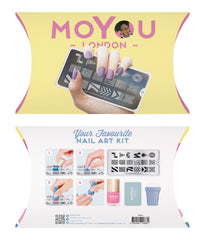 MoYou-London - Holy Shapes Stamping Kit