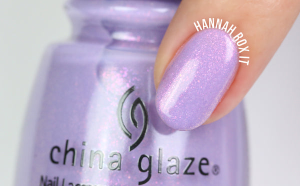 China Glaze - Get It Right, Get It Bright