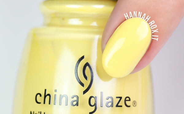 China Glaze - Werk It Honey!
