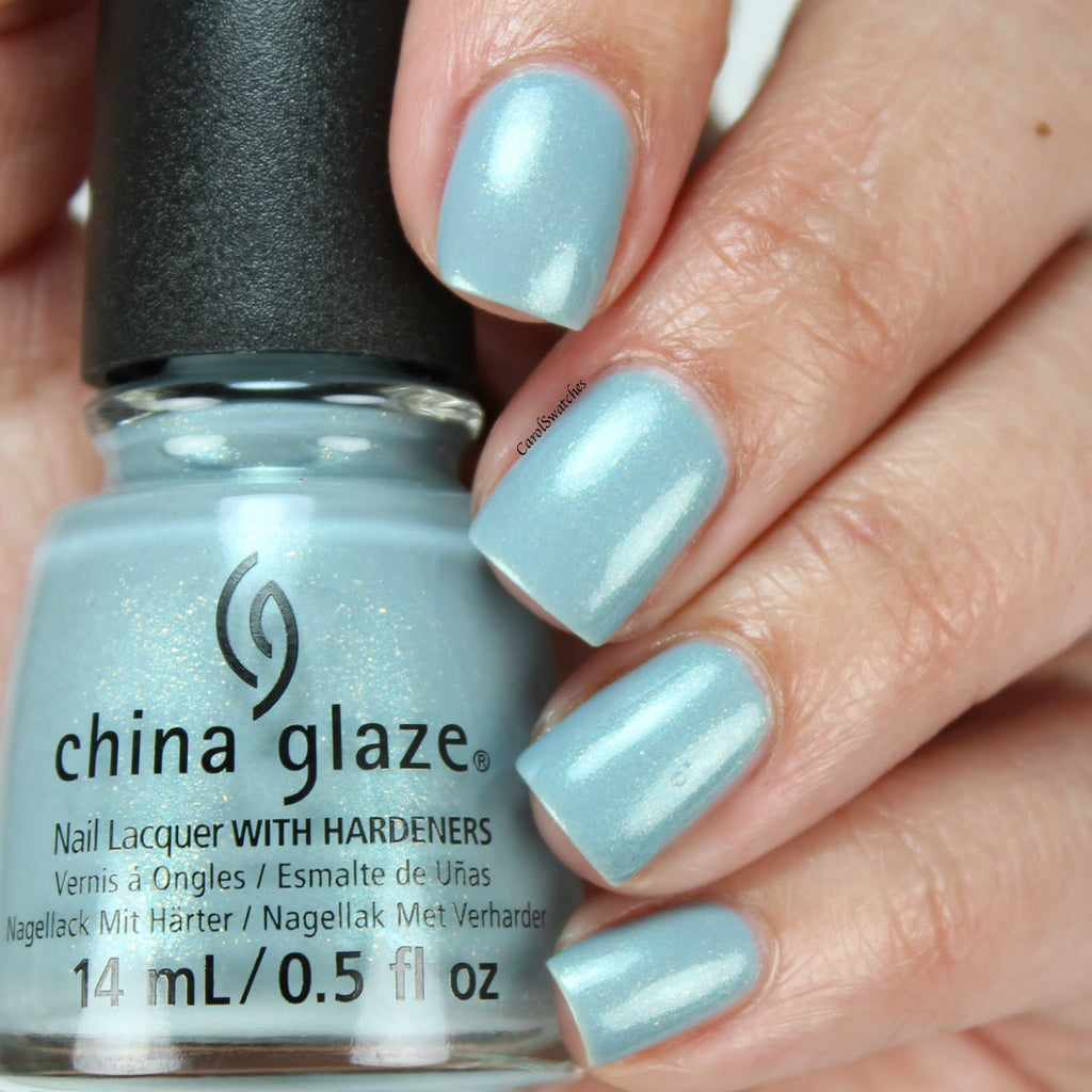 China Glaze - This Is Ranunculus