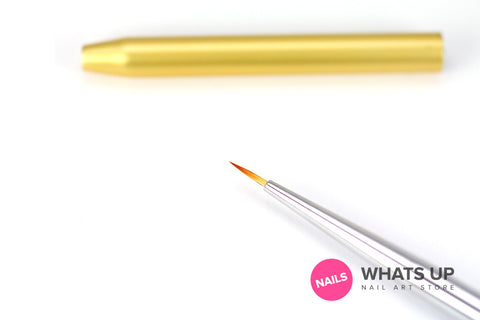 Whats Up Nails - Pure Color Glamor #2 Detail Brush