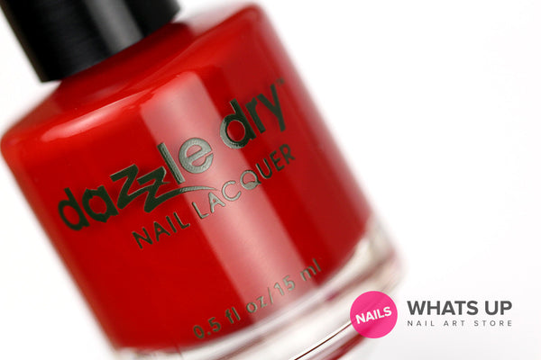 Dazzle Dry - Rapid Red