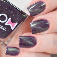Bow Nail Polish - One Step Closer (Magnetic)