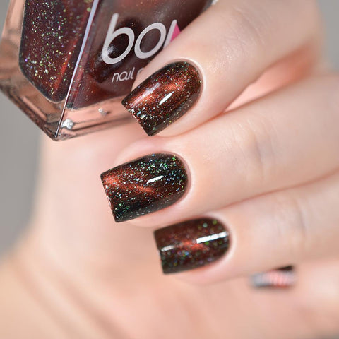 Bow Nail Polish - In The End (Magnetic)